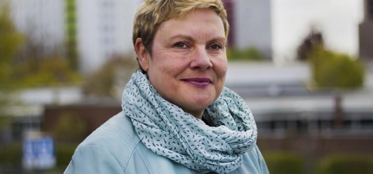 "Karin Korte: ""Die Gropiusstadt liegt mir am Herzen!"""