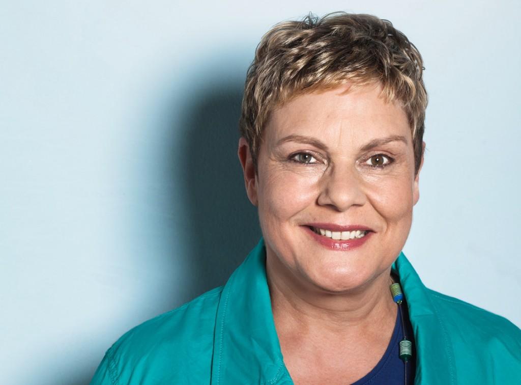 Karin Korte Für die Gropiusstadt im Abgeordnetenhaus