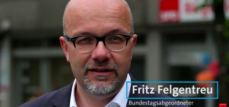 Das sagt Neuköllner Bundestagsabgeordneter Dr. Fritz Felgentreu über Karin