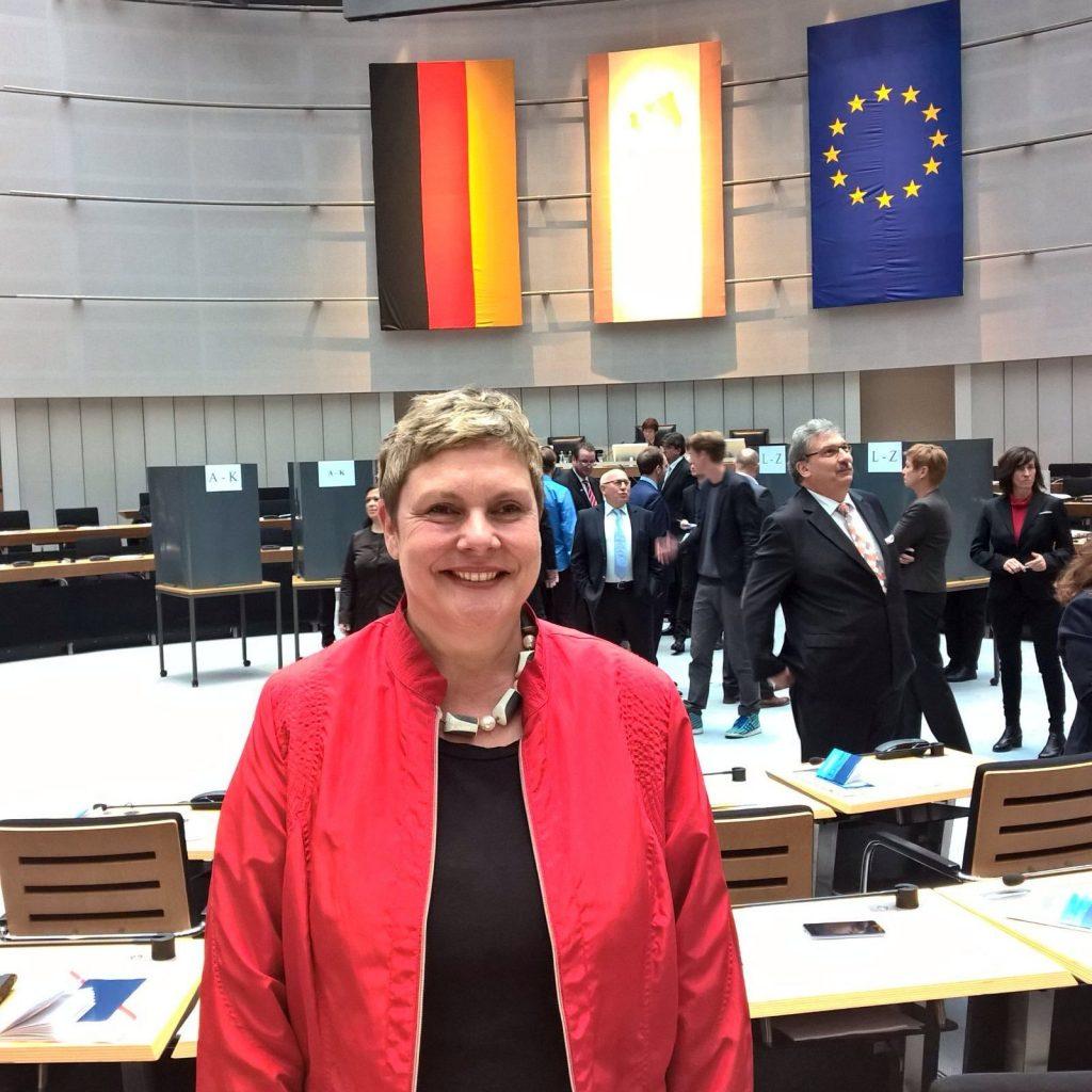 Karin Korte zur konstituierenden Sitzung des Abgeordnetenhauses am 27.10.2016