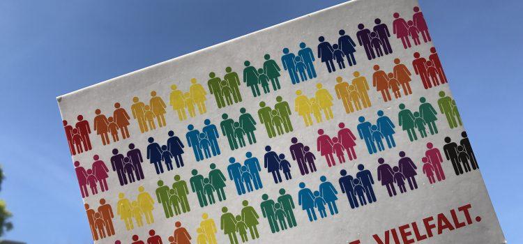 Internationaler Tag gegen Homophobie und Transphobie