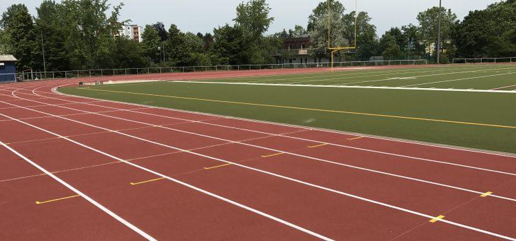 Sport frei! Stadion in der Gropiusstadt erneuert
