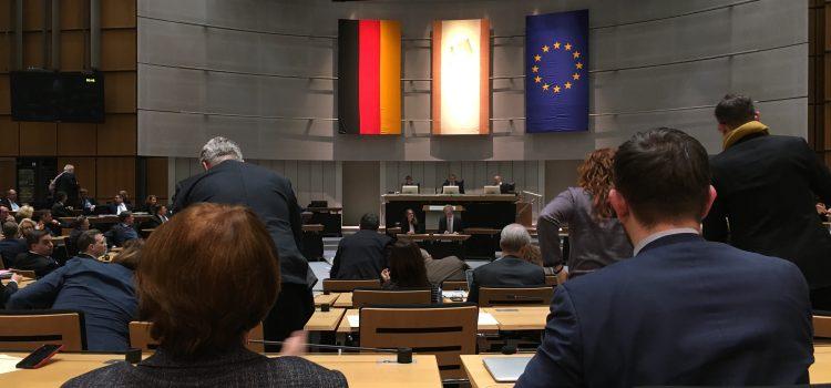 Berliner Haushalt für 2018/19 beschlossen